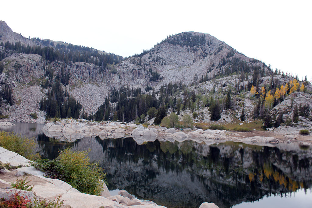 Brighton Lake Mary Utah