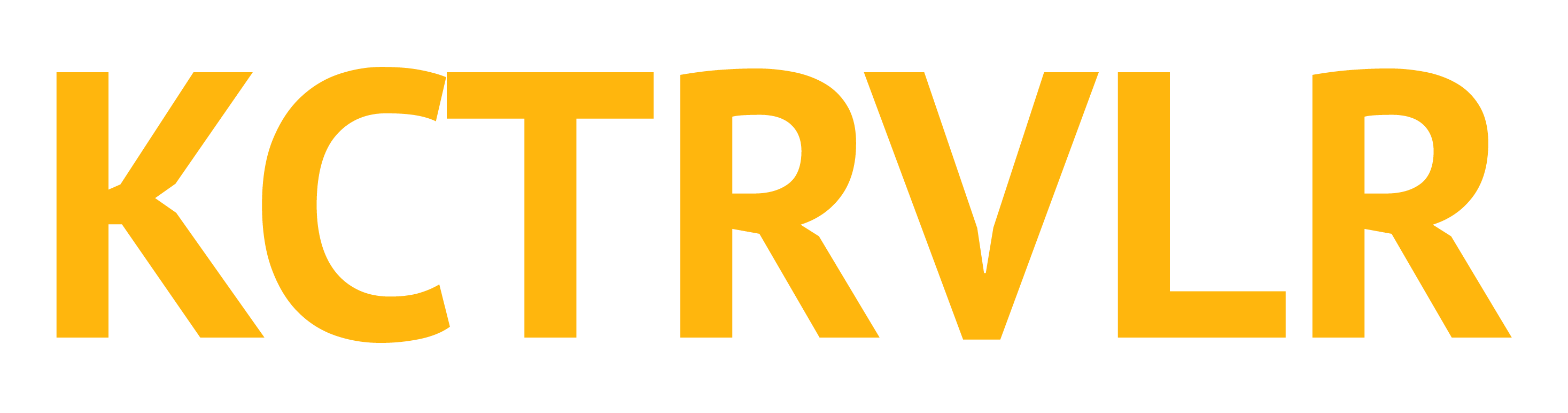 KCTRVLR Logo