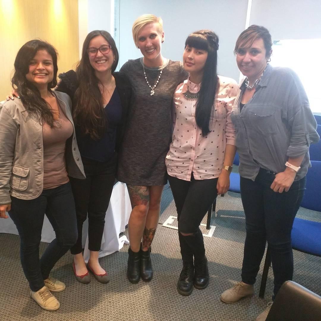 Women of VML Bogotá