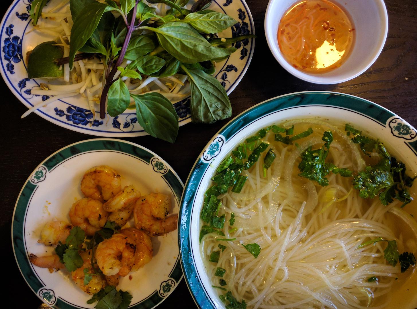 Pho Ca Dao Restaurant Santee CA