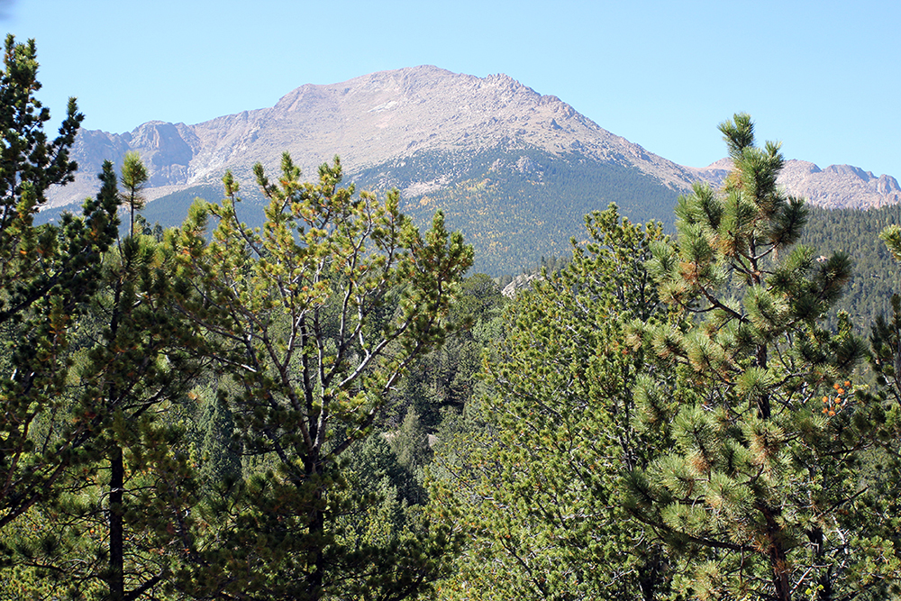 Pikes Peak America's Mountain