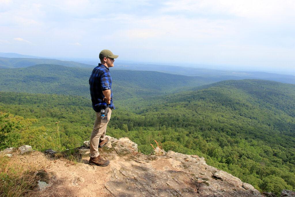 Bluffs at White Rock Mountain, Arkansas