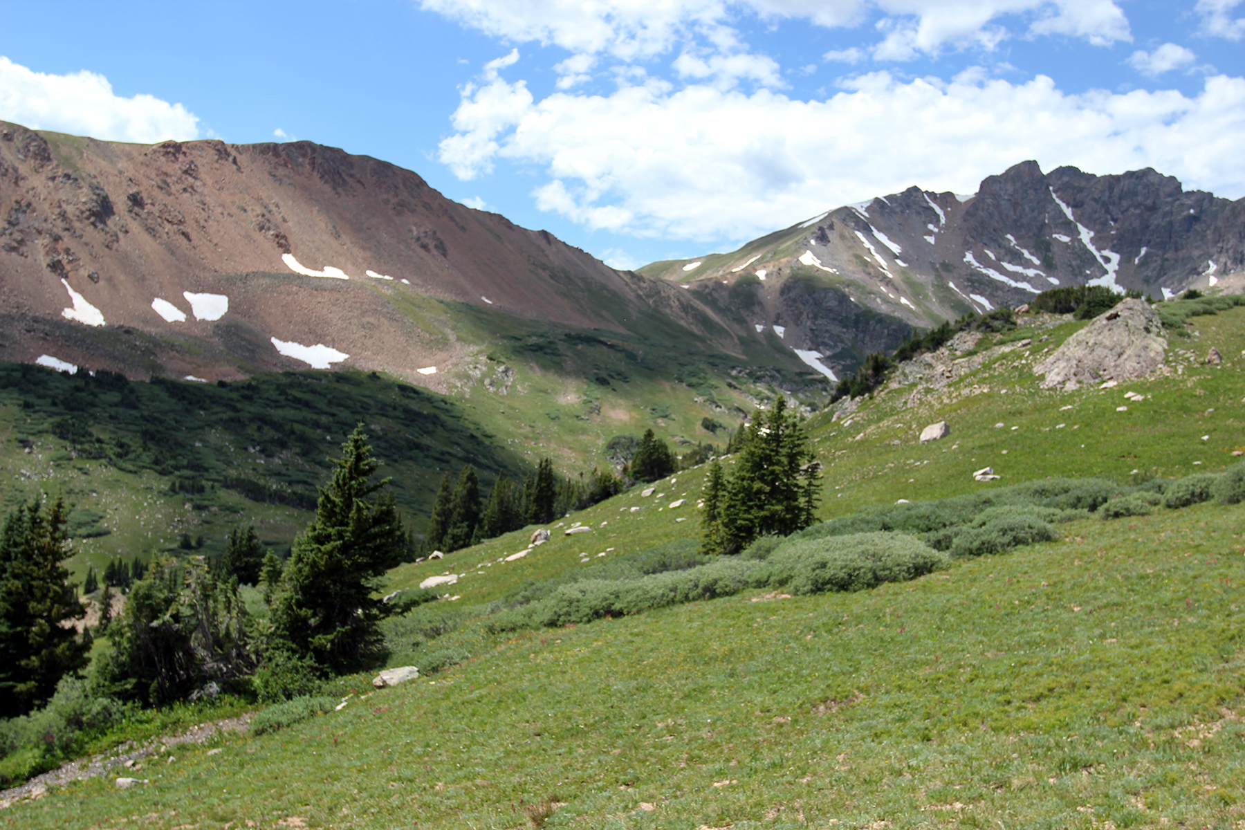 Camping & Hiking in Summit County, Colorado