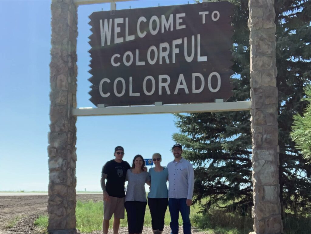 Oswald & Physiocs Reach Colorado