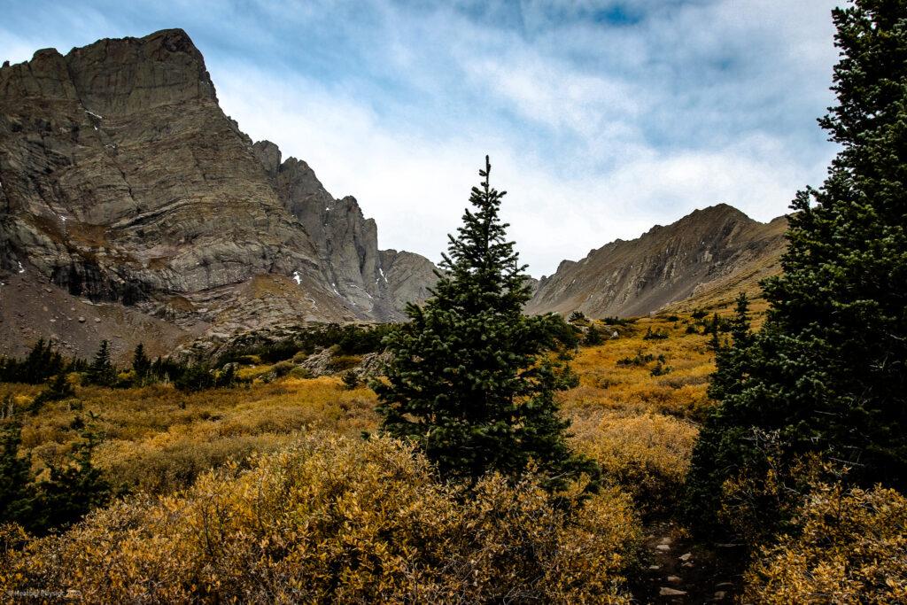 Hiking Humboldt Peak in Colorado